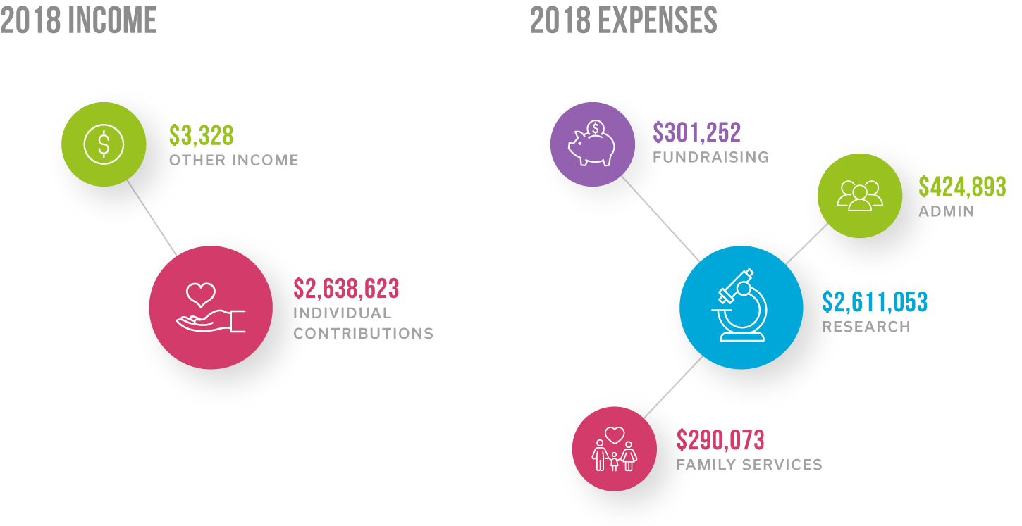 Income and Expenses - 2018