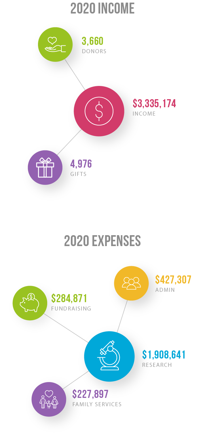 Income and Expenses - 2020