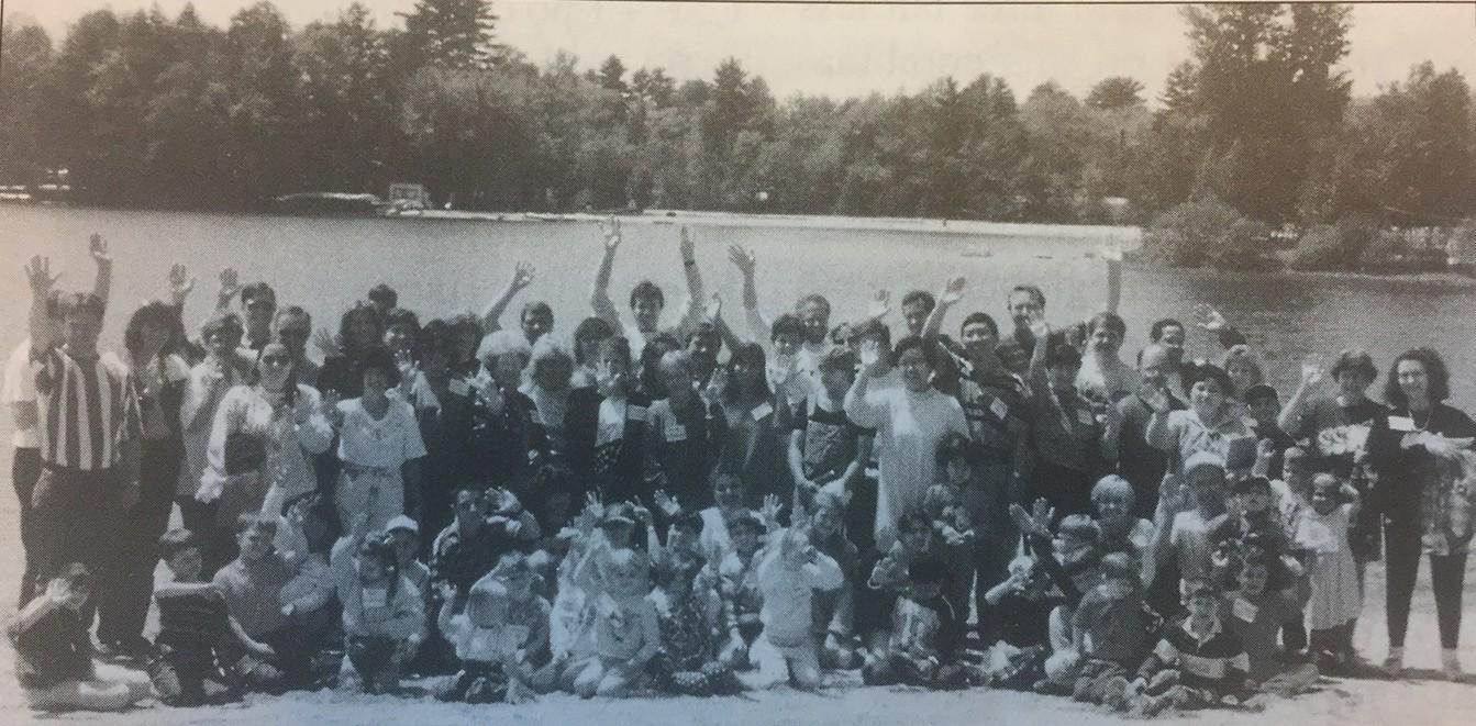 FA Families Unite at Camp Sunshine