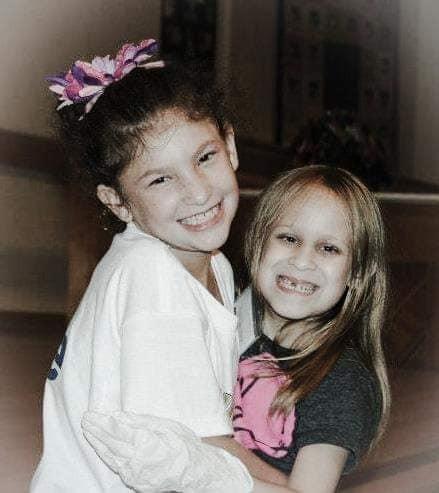 Piper and Bella