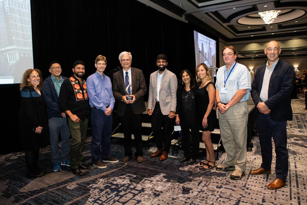 Alan D'Andrea award and lab