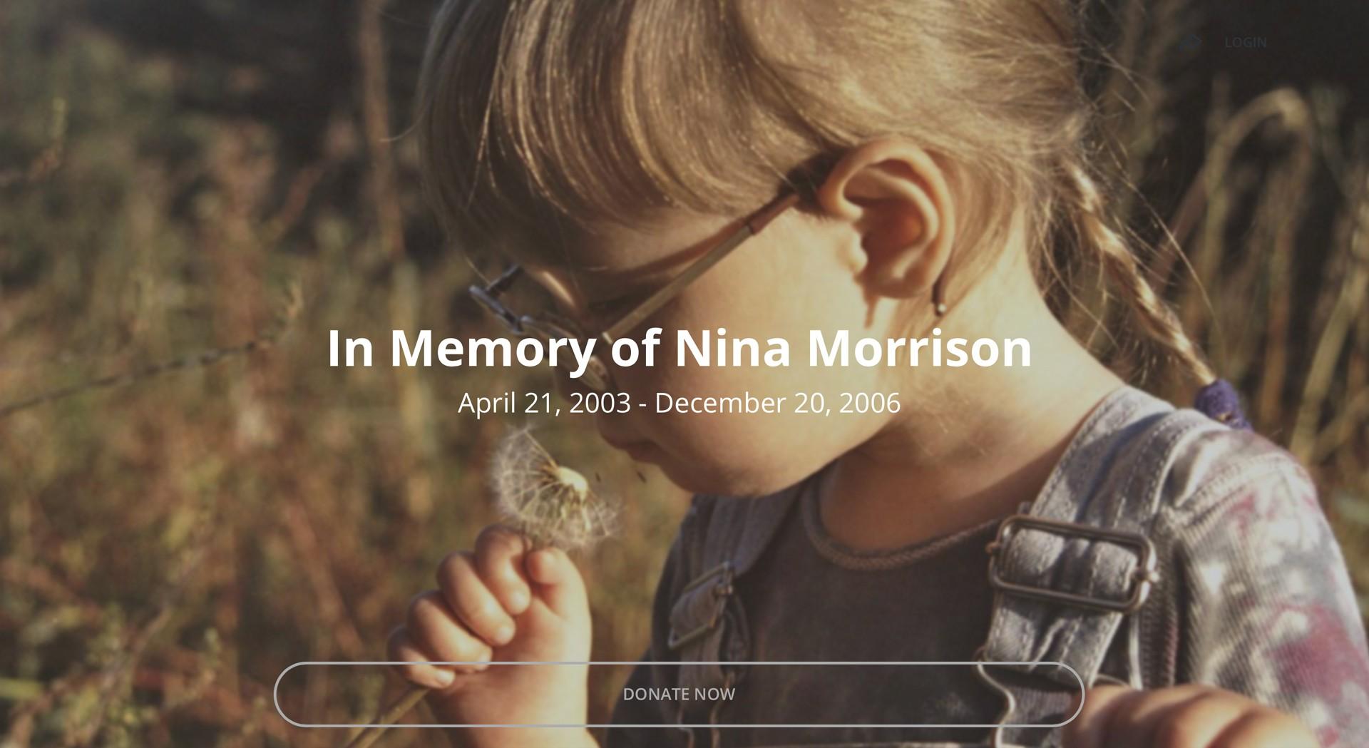 Nina Morrison