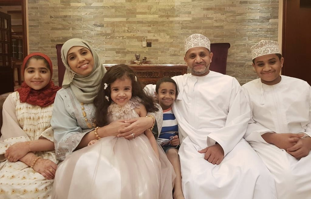 Omar and Family