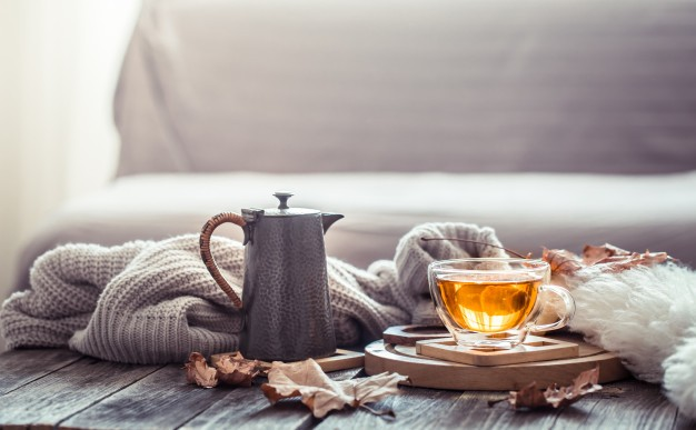 Tea and a blanket