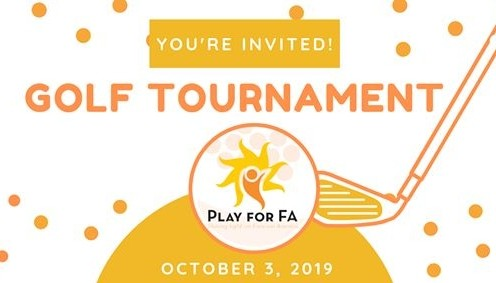 Play for FA Golf Tournament