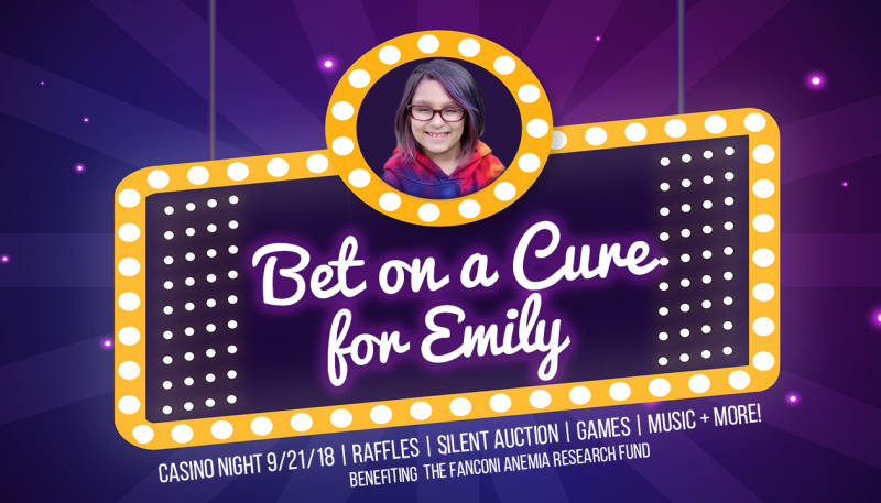 Bet on a Cure for Emily