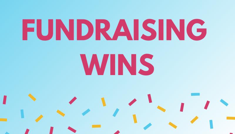 Fundraising Wins: 2019-2020