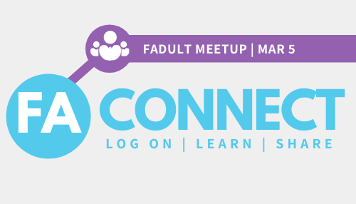 FA Connect: FAdult Meetup