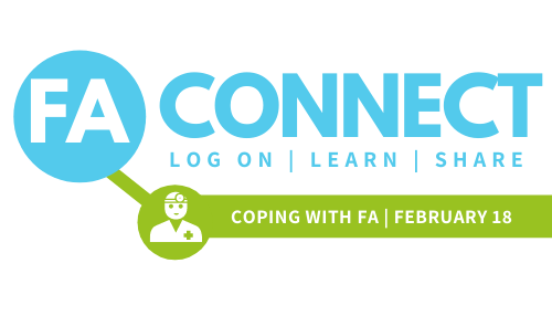 FA Connect: Living and Coping with Fanconi Anemia