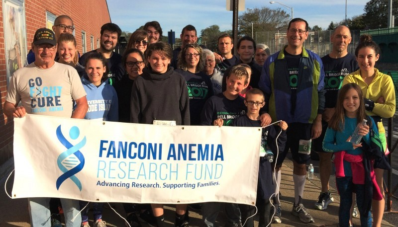 6th Annual Team FARF Pell Bridge Run