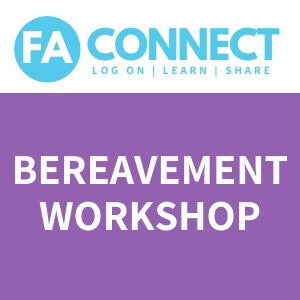FA Connect: Bereavement Workshop - Living with Loss and Grief