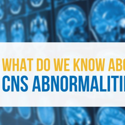 Central nervous system abnormalities in Fanconi anemia