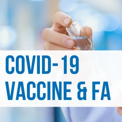 Covid-19 Vaccine & Fanconi Anemia