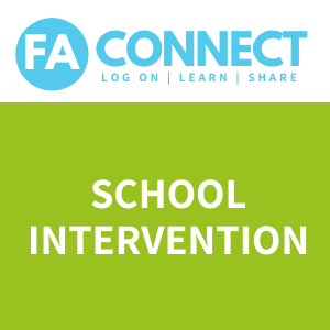 FA Connect: Coloring Outside the Lines - Creative Solutions to Educational Barriers for Children with Chronic Illness