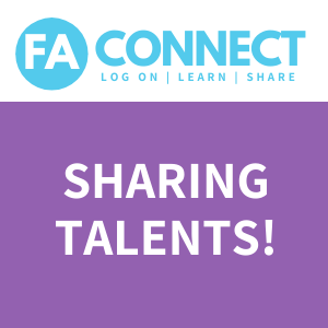 FA Connect: Sharing Talents!