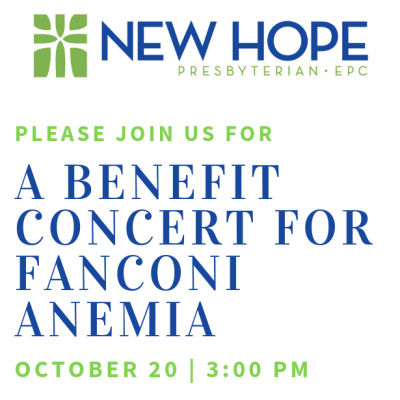 Benefit Concert for FA