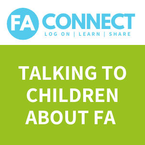 FA Connect: How to Talk to Children about Fanconi Anemia